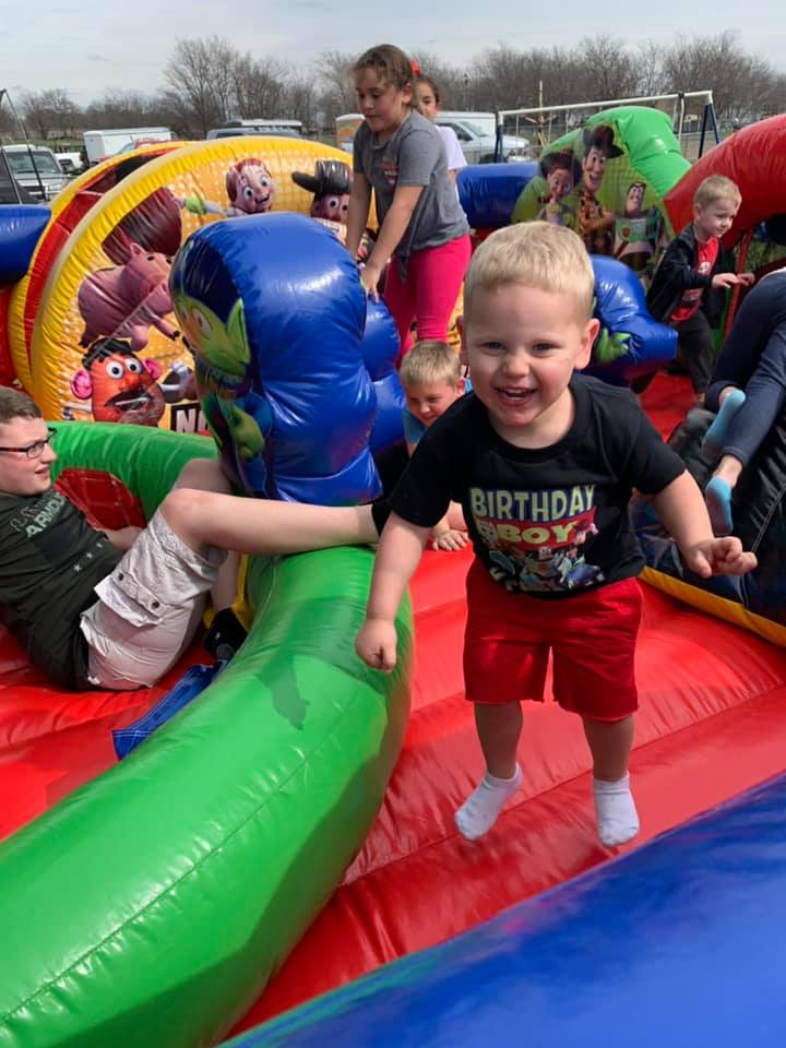 Cleburne Bounce House rentals and water slide rentals