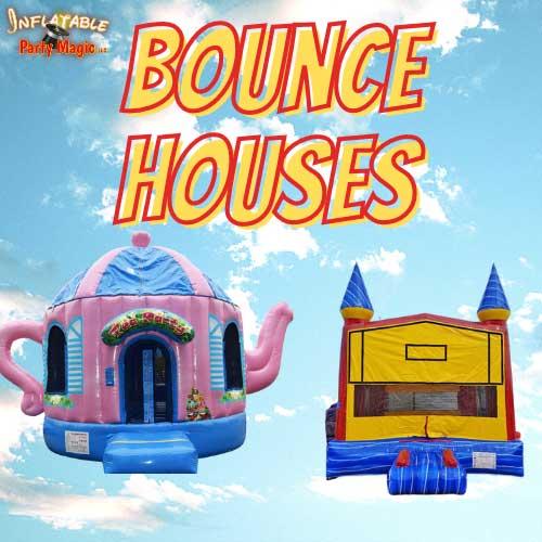 Texas Bounce House rentals near me