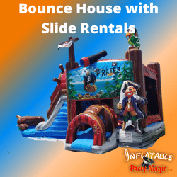 Burleson Bounce House with Slide Rentals near me