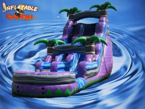 Burleson Water Slide Rentals