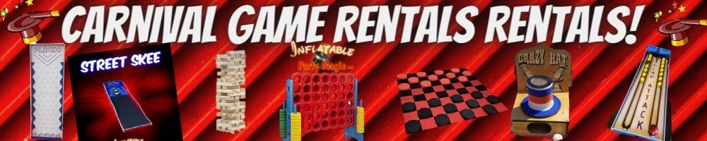 DFW Carnival Game Rentals and Backyard Game Rentals