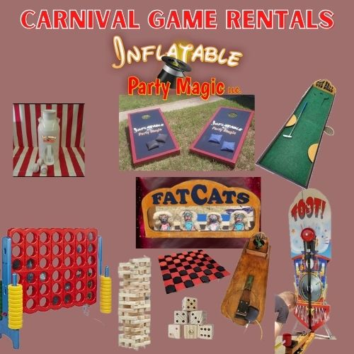 Grandview Carnvial Game Rentals