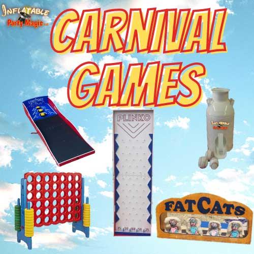 Texas Carnival Game Rentals near me