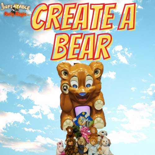 Cleburne Create A Bear Rentals DFW Texas