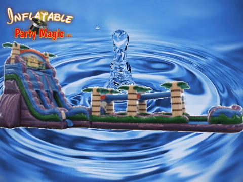 Crowley  Water Slide Rentals