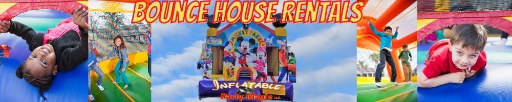 DFW Bounce House Rentals near me