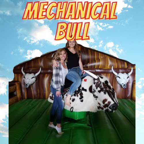 Cleburne Mechanical Bull Rental DFW Texas