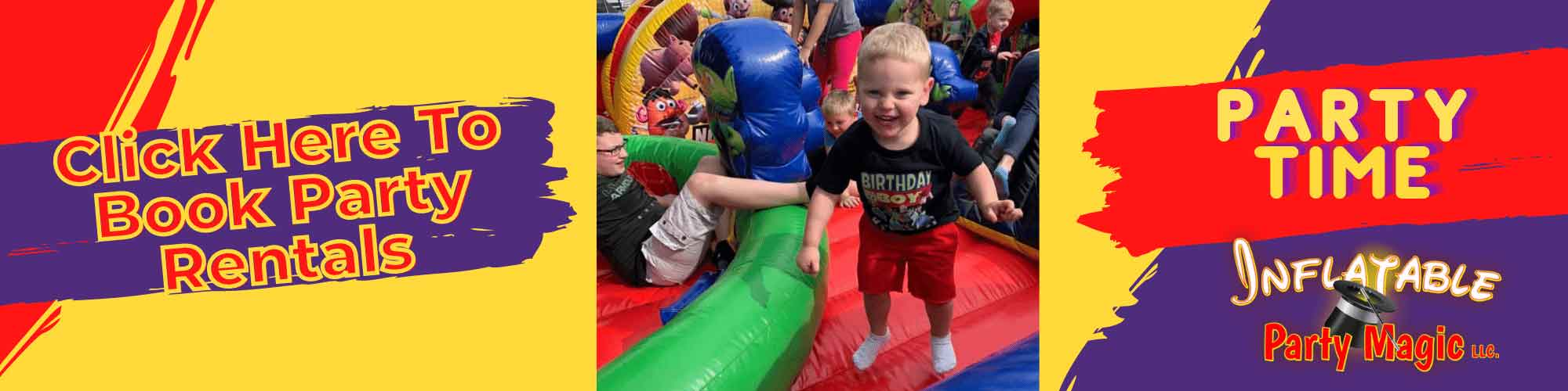 Bounce House and Party Rentals Texas Book Now