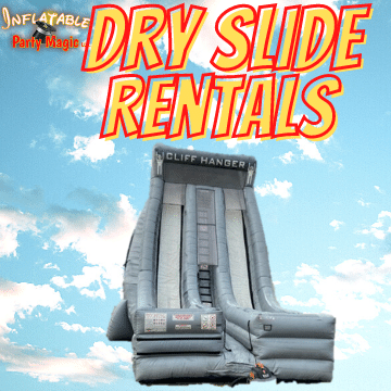 Cleburne Inflatable Dry Slide Rentals DFW Texas