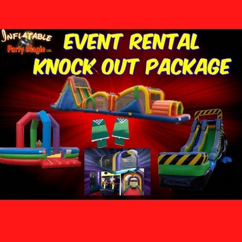 Event Party Rental Package Fort Worth