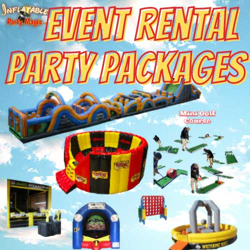 Texas Event Rental Packages near me
