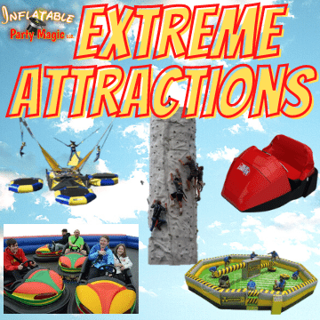 Cleburne Extreme Party Rentals DFW Texas