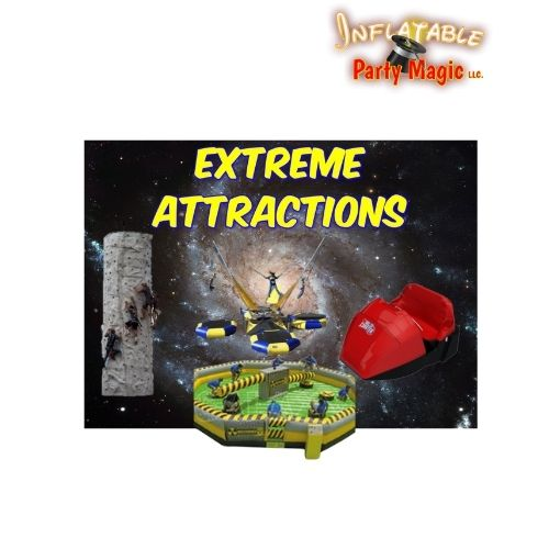 Godley Extreme Attraction Party Rentals Near Me