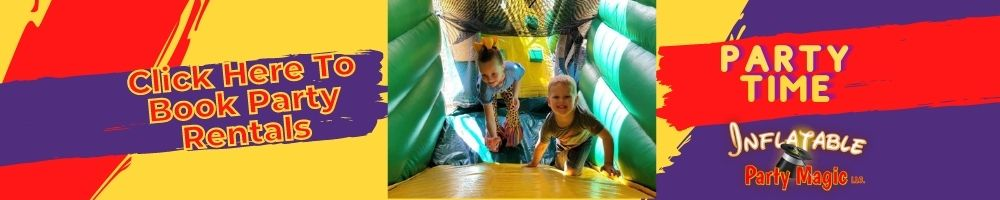 Fort Worth Bounce House Rentals and Water Slide Rentals Book Now