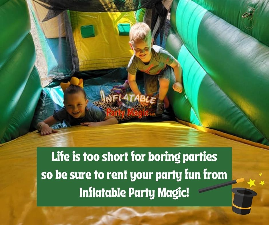 Fort Worth Bounce Houses and Fort Worth Water Slide rentals near me
