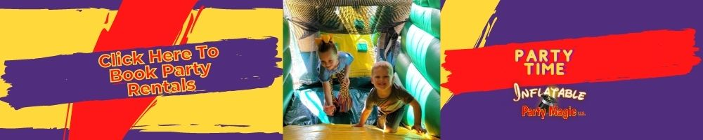 Godley Water Slide Rental and Bounce House Rentals