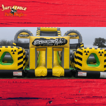 Maypearl Inflatable Obstacle Course Rentals