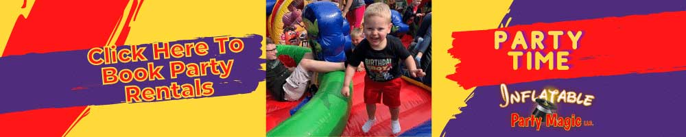 Grandview Bounce House Rental and Water Slide Rental  Book Now