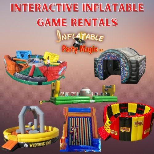 Grandview Inflatable Game Rentals