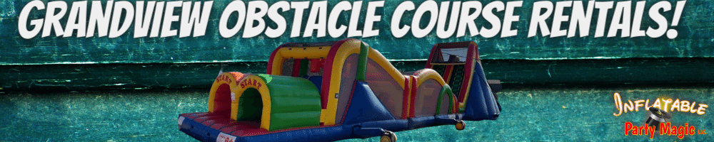 Grandview Obstacle Course Rentals near me