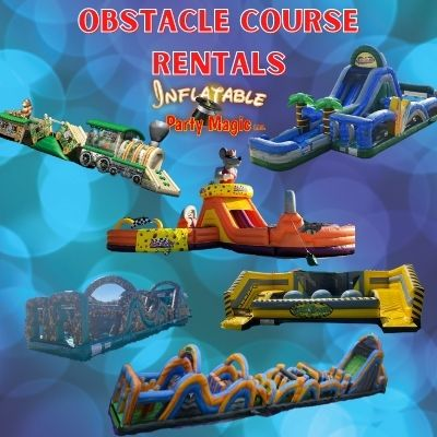 Grandview Obstacle Course Rentals Texas