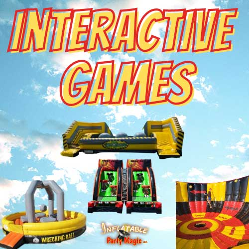 Texas Interactive Game Rentals near me