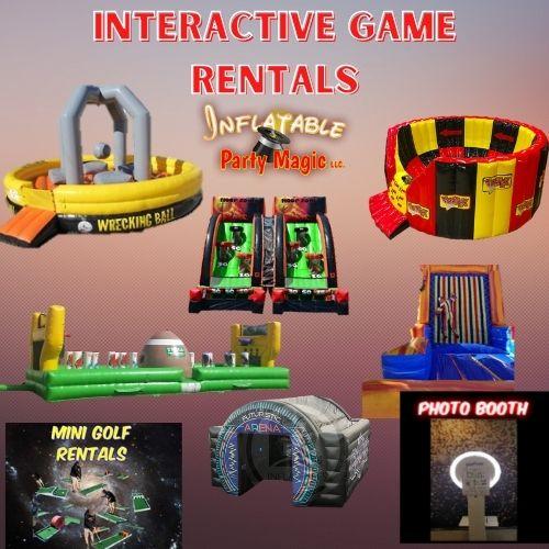 School Field Day Interactive Game Rentals Arlington, Tx