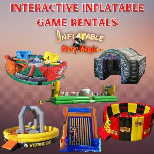 Interactive Games to rent in Mansfield