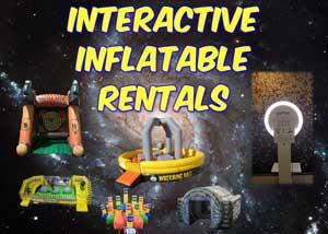 Rent Inflatable Games Aledo