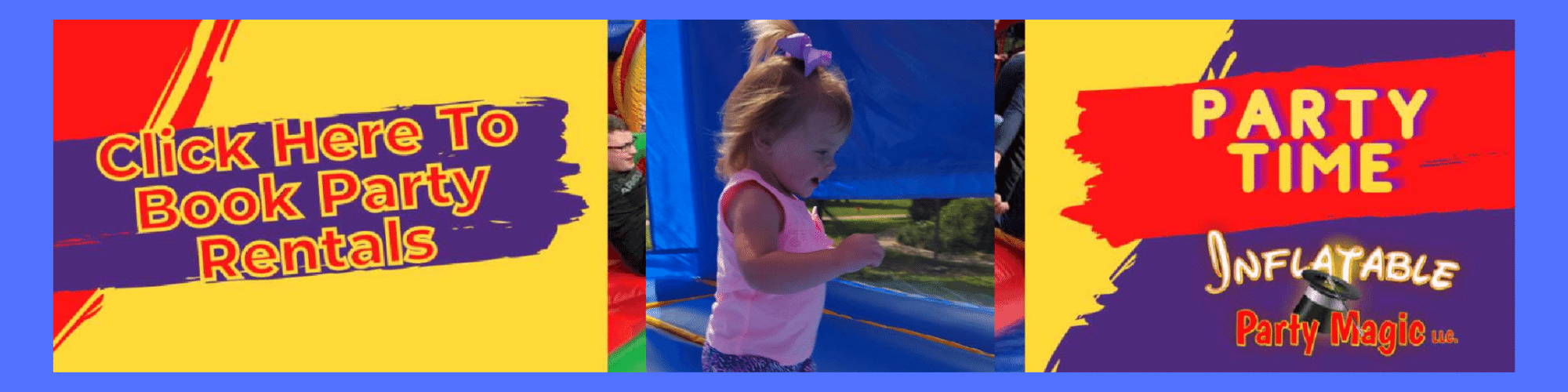 Keene TX Bounce House Rentals, Water Slide Rentals, and Party Rentals Book Now