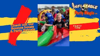 Bounce House Rentals Kennedale
