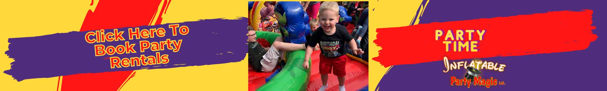Midlothian Bounce House Rental and Water Slide Rentals Book Now