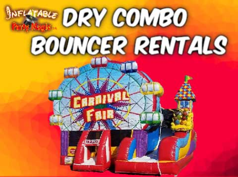 Mansfield Bounce and Slide Party Rental