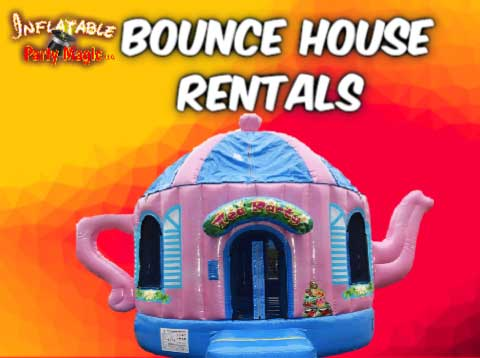 Bounce House Party Rental Mansfield