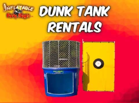 Dunk Tank Party Rentals Mansfield