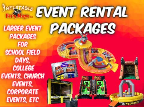 Event Party Rental Packages Mansfield Texas