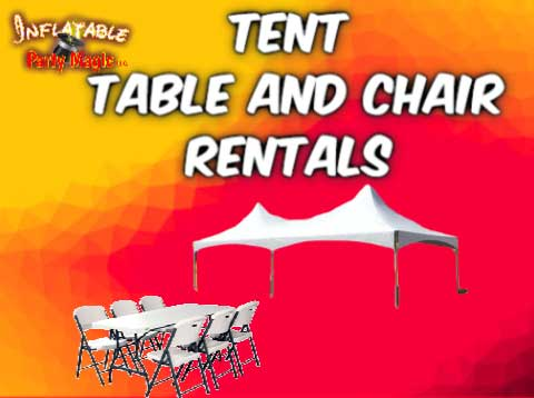 Tent Rentals Mansfield and Table and Chair Rentals Mansfield