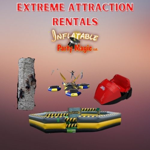 Maypearl Extreme Party Rentals for Churches and School Events