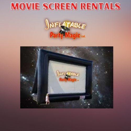Inflatable Movie Screen Rentals Maypearl, Texas