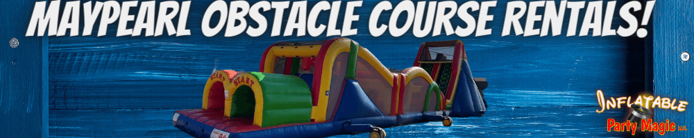 Maypearl Obstacle Course Rentals near me