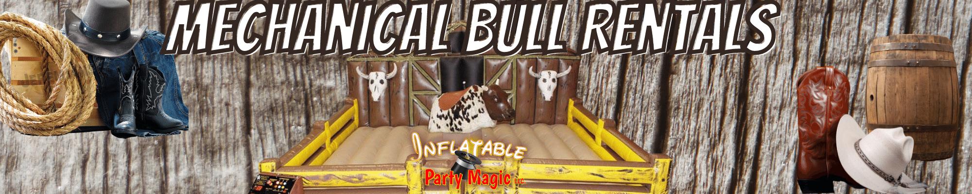 Maypearl Mechanical Bull Rentals