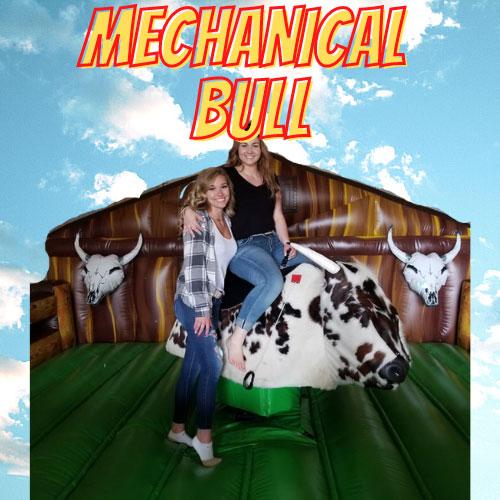 Texas mechanical bull rental near me