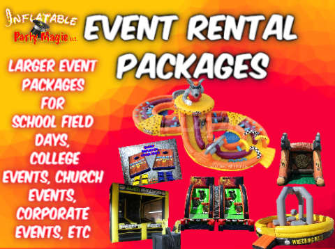 Event Party Rental Packages Midlothian Texas