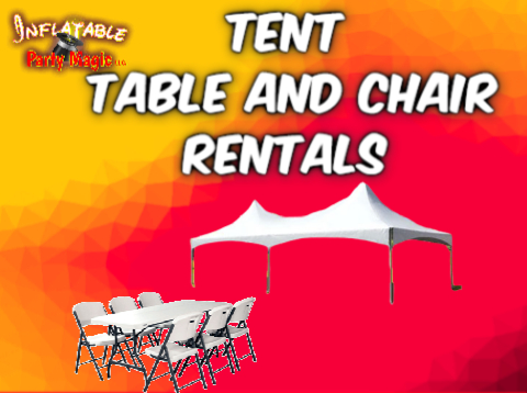 Tent Rentals Midlothian and Table and Chair Rentals Midlothian Party Rentals