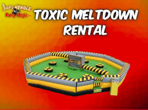 Midlothian Toxic Meltdown Rental