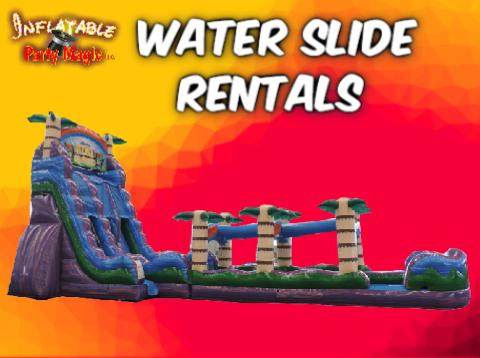 Huge Water Slide Rental Grandview