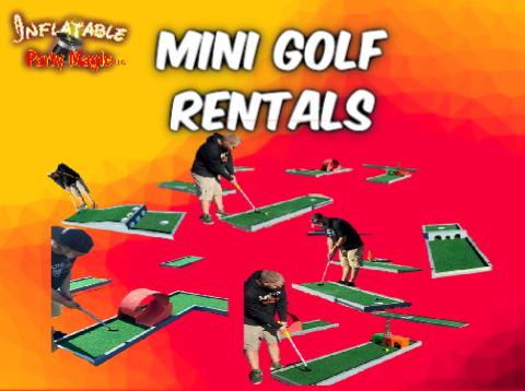 Mini Golf Rentals Midlothian