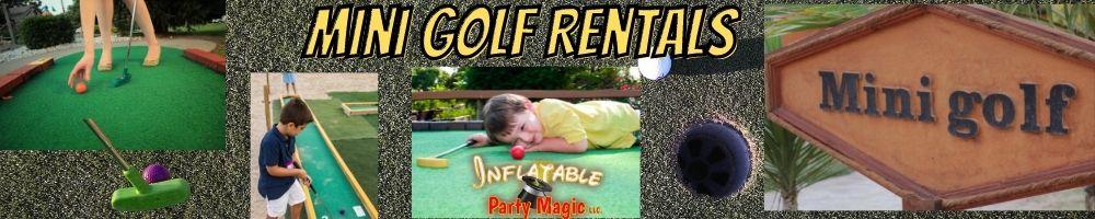 Fort Worth Mini Golf Rentals near me