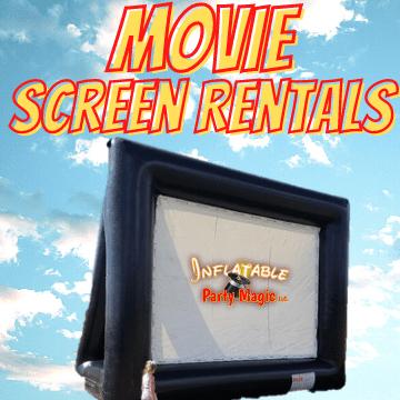 Cleburne Movie Screen Rentals DFW Texas