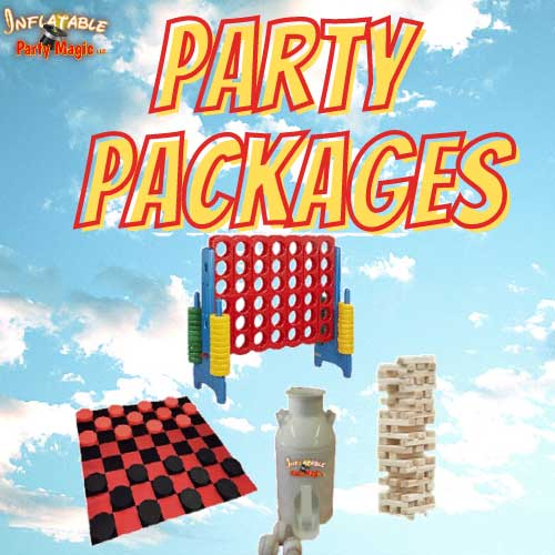Texas Party Package Rentals near me